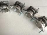 Aluminium Ansaugflansch d 45