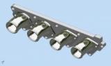 Ansaugbrücke Alfa 155 Twin Spark - für NORD Motoren Umbau